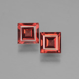 thumb image of 1.3ct Square Step-Cut Red Pyrope Garnet (ID: 451075)