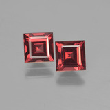 thumb image of 1.6ct Square Step-Cut Red Pyrope Garnet (ID: 451083)