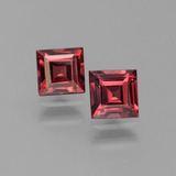 thumb image of 1.6ct Square Step-Cut Red Pyrope Garnet (ID: 451098)