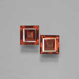 thumb image of 1.3ct Square Step-Cut Red Pyrope Garnet (ID: 451102)
