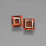 thumb image of 1.3ct Square Step-Cut Red Pyrop Granat (ID: 451108)