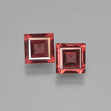thumb image of 1.4ct Square Step-Cut Red Pyrope Garnet (ID: 451123)
