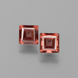 thumb image of 0.8ct Square Step-Cut Red Pyrope Garnet (ID: 451134)