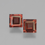 thumb image of 1.3ct Square Step-Cut Red Pyrope Garnet (ID: 451150)