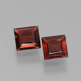 thumb image of 1.3ct Square Step-Cut Red Pyrope Garnet (ID: 451176)