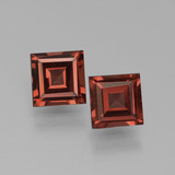 thumb image of 1.4ct Square Step-Cut Red Pyrope Garnet (ID: 451177)