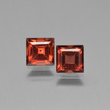 thumb image of 0.9ct Square Step-Cut Red Pyrope Garnet (ID: 451185)