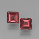 thumb image of 1.5ct Square Step-Cut Red Pyrope Garnet (ID: 451195)