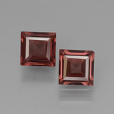 thumb image of 1.4ct Square Step-Cut Red Pyrope Garnet (ID: 451197)