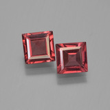 thumb image of 0.8ct Square Step-Cut Deep Wine Red Pyrope Garnet (ID: 451217)