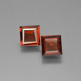 thumb image of 1.3ct Square Step-Cut Red Pyrope Garnet (ID: 451243)