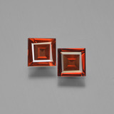thumb image of 1.2ct Square Step-Cut Red Pyrope Garnet (ID: 451266)