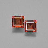 thumb image of 1.2ct Square Step-Cut Red Pyrope Garnet (ID: 451267)