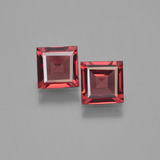 thumb image of 1.2ct Square Step-Cut Red Pyrope Garnet (ID: 451284)