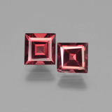 thumb image of 1.7ct Square Step-Cut Red Pyrope Garnet (ID: 451285)