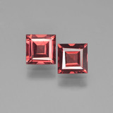 thumb image of 1.3ct Square Step-Cut Red Pyrope Garnet (ID: 451288)