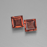 thumb image of 1.4ct Square Step-Cut Red Pyrope Garnet (ID: 451298)