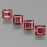 thumb image of 2.7ct Square Step-Cut Red Pyrope Garnet (ID: 451383)