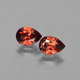 thumb image of 1.8ct Pear Facet Red Pyrope Garnet (ID: 453153)