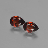 thumb image of 1.7ct Pear Facet Red Pyrope Garnet (ID: 453204)