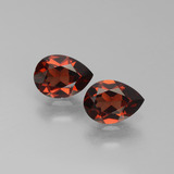 thumb image of 1.7ct Pear Facet Red Pyrope Garnet (ID: 453344)