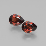thumb image of 1.8ct Pear Facet Red Pyrope Garnet (ID: 453346)
