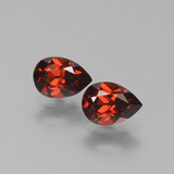 thumb image of 1.9ct Pear Facet Red Pyrope Garnet (ID: 453373)