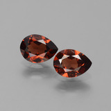 thumb image of 1.7ct Pear Facet Red Pyrope Garnet (ID: 453387)