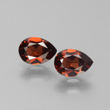 thumb image of 1.9ct Pear Facet Red Pyrope Garnet (ID: 453390)