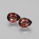 thumb image of 1.8ct Pear Facet Red Pyrope Garnet (ID: 453396)