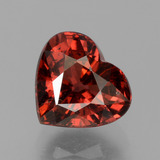 thumb image of 1.9ct Herz facettiert Rot Pyrop-Granat (ID: 457255)