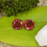 thumb image of 1.9ct Round Facet Red Pyrope Garnet (ID: 457629)
