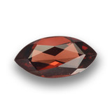 thumb image of 1.9ct Marquise Facet Red Pyrope Garnet (ID: 462025)