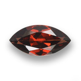 thumb image of 2.1ct Marquise Facet Red Pyrope Garnet (ID: 462028)