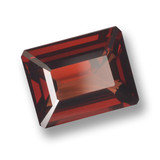 thumb image of 2.6ct Octagon Step Cut Red Pyrope Garnet (ID: 462163)