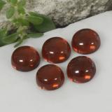 thumb image of 2.1ct Round Cabochon Red Pyrope Garnet (ID: 467458)