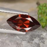 thumb image of 1.3ct Marquise Facet Red Pyrope Garnet (ID: 479242)