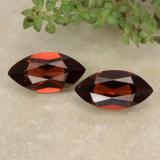 thumb image of 1ct Marquise Facet Intense Red Pyrope Garnet (ID: 479365)