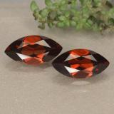 thumb image of 1.3ct Marquise Facet Red Pyrope Garnet (ID: 479420)