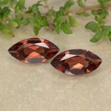thumb image of 2ct Marquise Facet Red Pyrope Garnet (ID: 479461)