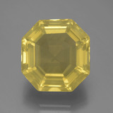 thumb image of 13.5ct Asscher Cut Lemon Quartz (ID: 394647)
