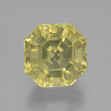 thumb image of 8.9ct Asscher Cut Lemon Quartz (ID: 394891)