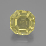 thumb image of 10.3ct Asscher Cut Lemon Quartz (ID: 394982)