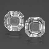 thumb image of 17.1ct Asscher Cut White Quartz (ID: 395860)