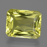 thumb image of 23.7ct Octagon / Scissor Cut Lemon Quartz (ID: 399090)