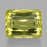 thumb image of 23.7ct Octagon / Scissor Cut Lemon Quartz (ID: 399154)