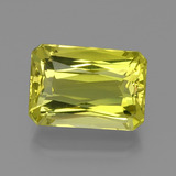 thumb image of 17.8ct Octagon / Scissor Cut Lemon Quartz (ID: 399291)