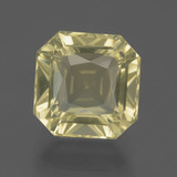 thumb image of 6ct Octagon / Scissor Cut Lemon Quartz (ID: 404723)