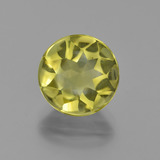 thumb image of 4ct Round Buff-Top Lemon Quartz (ID: 417404)