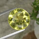 thumb image of 3.5ct Round Buff-Top Lemon Quartz (ID: 417408)